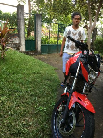 anis and motor